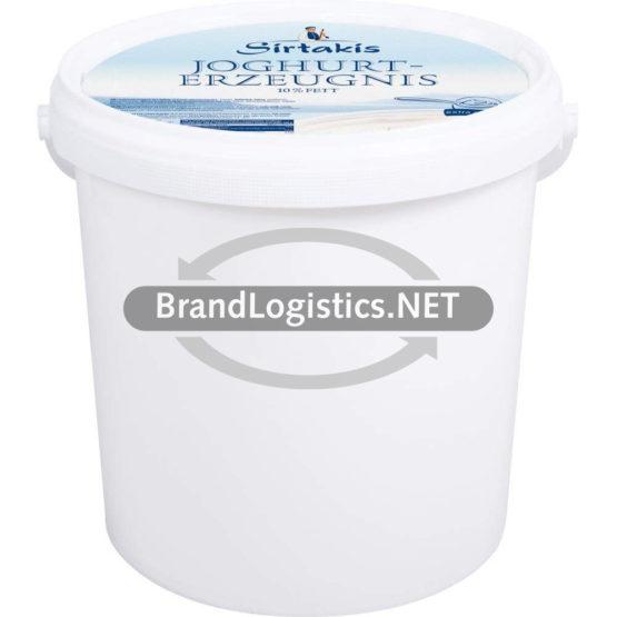 Sirtakis Joghurt 10% 10 kg
