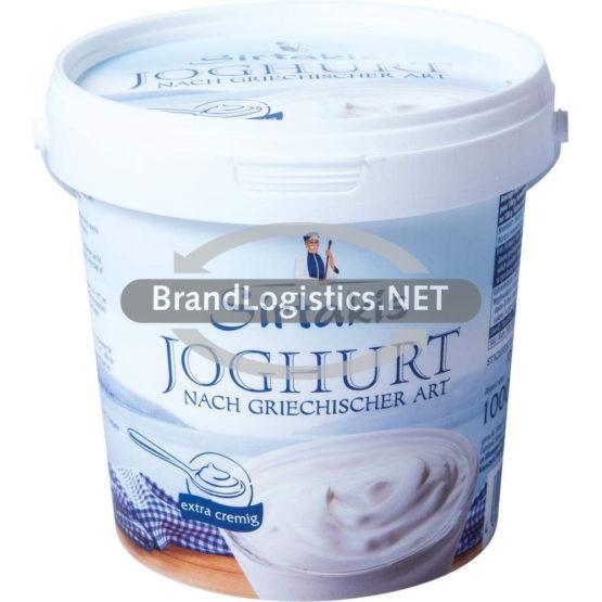 Sirtakis Joghurt 10% 1 kg