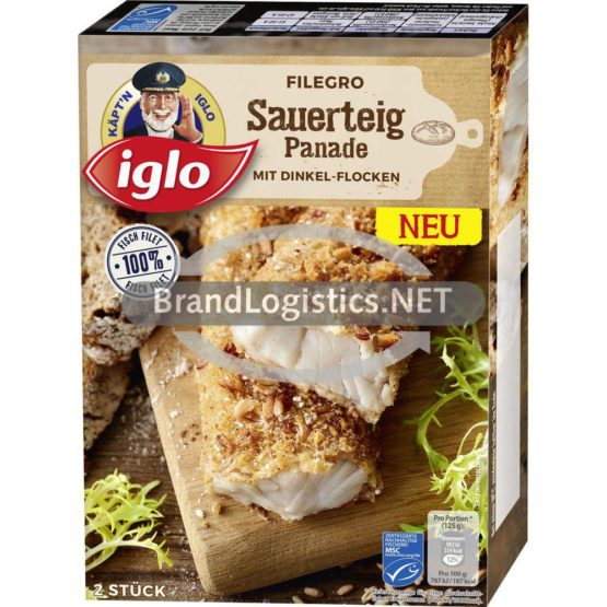 iglo Filegro Sauerteig-Panade 250g