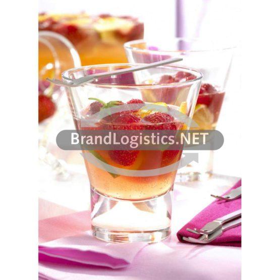 Erfrischende Erdbeerbowle