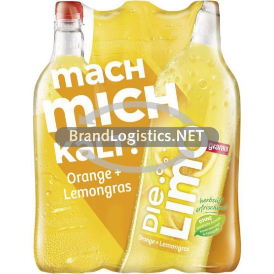 Granini Die Limo Orange-Lemongras 1l