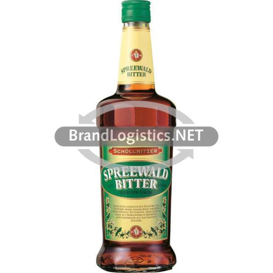 Schöllnitzer Spreewald Bitter 32% vol. 0,7 l