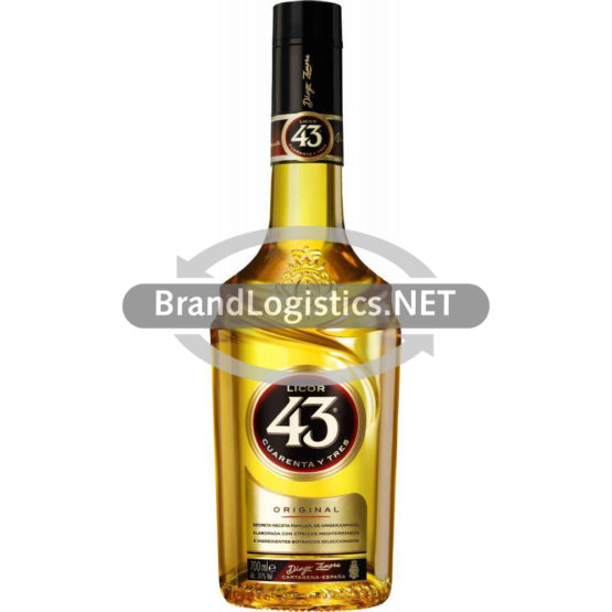 Licor 43 Original 31% vol. 0,7 l