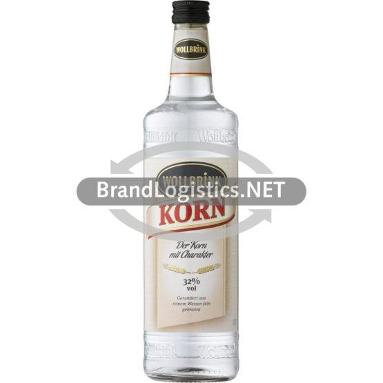 Wollbrink Weizenkorn 32% vol. 0,7 l