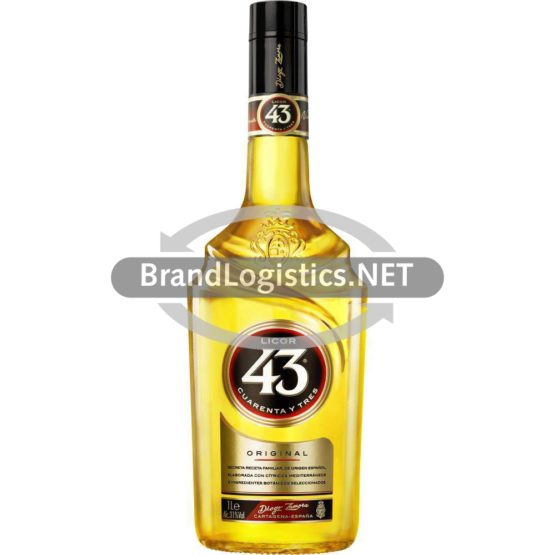 Licor 43 Original 31% vol. 1 l
