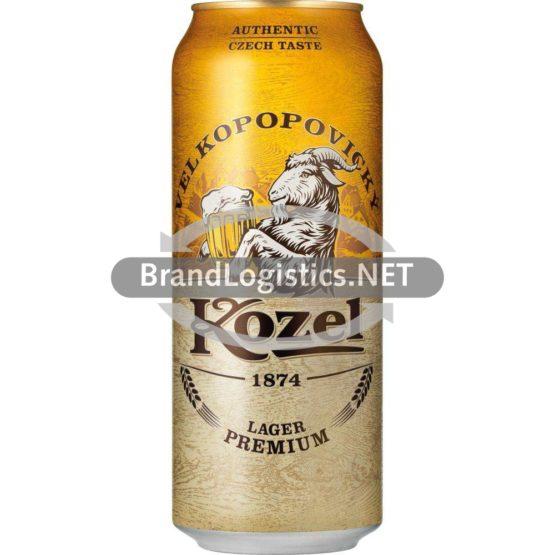 Kozel Premium Lager Dose 0,5l