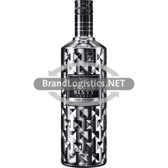 Three Sixty Vodka 100 Proof 50% vol. 0,7 l