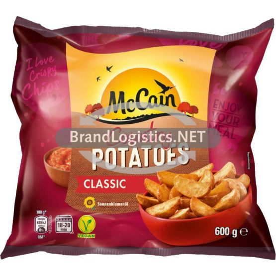 McCain Country Potatoes Classic 600 g