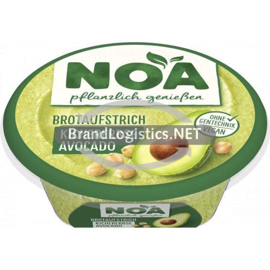 NOA Brotaufstrich Kichererbsen-Avocado 175 g