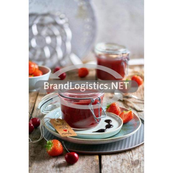 Erdbeer-Sauerkirsch-Aufstrich mit Balsamico