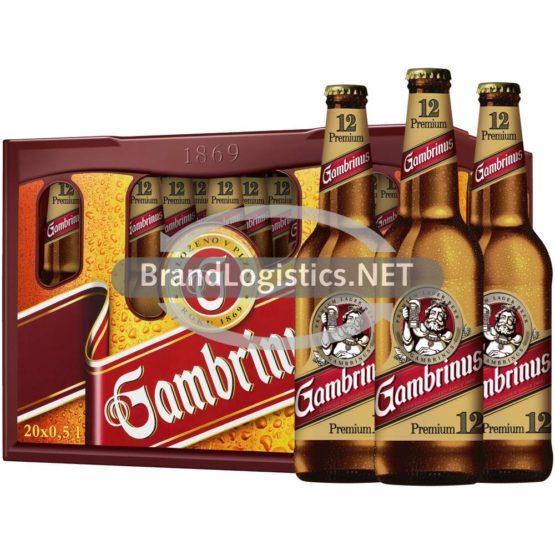 Gambrinus Premium 20×0,5l