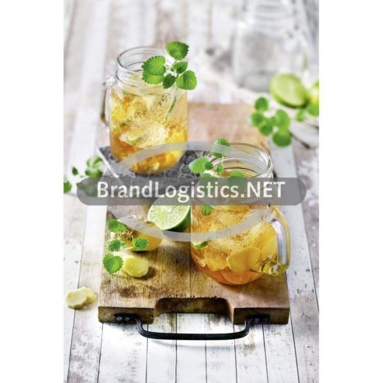 Ginger-Lemon-Ice-Tea