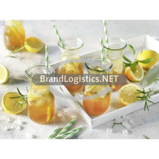 Rosmarin-Zitronen-Eistee