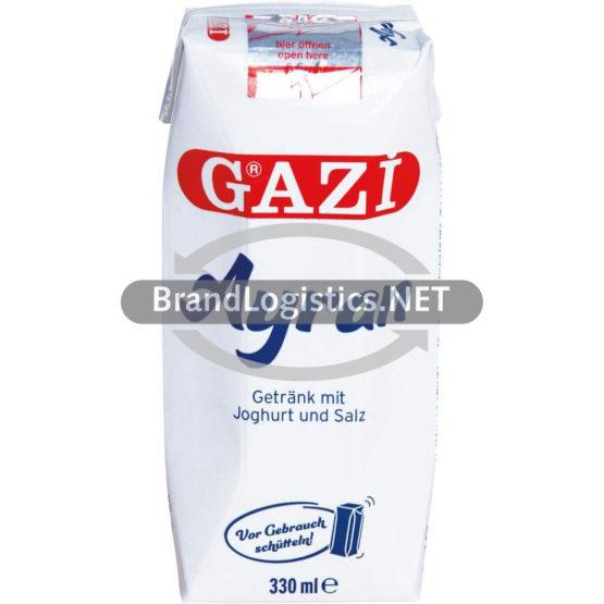 GAZi Ayran Joghurt-Drink 2% Fett 330ml