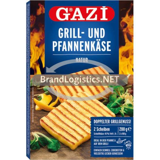 GAZİ Grill- und Pfannenkäse Natur 200g