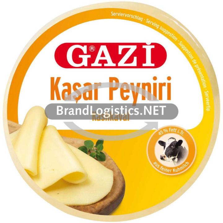 GAZİ Kashkaval Schnittkäse 45% Fett 400 g