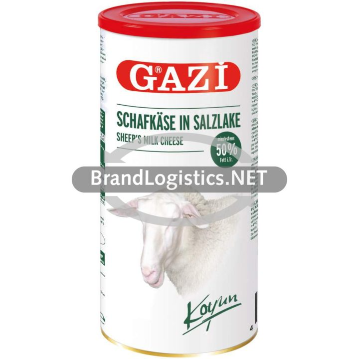 GAZi Schafskäse 50% Fett 1500g