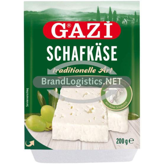 GAZİ Schafskäse 50% Fett 200 g