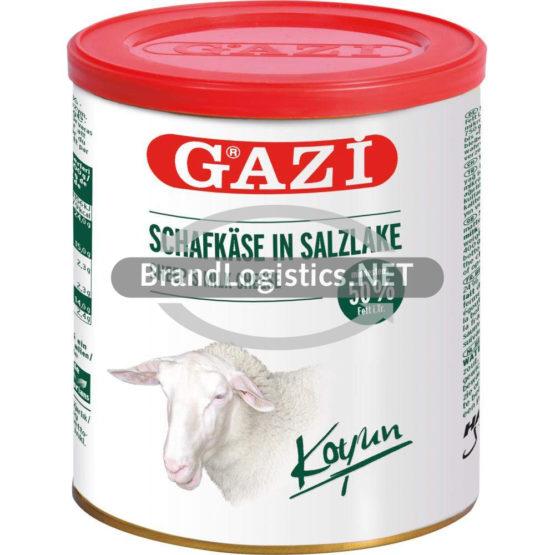 GAZi Schafskäse 50% Fett 750g
