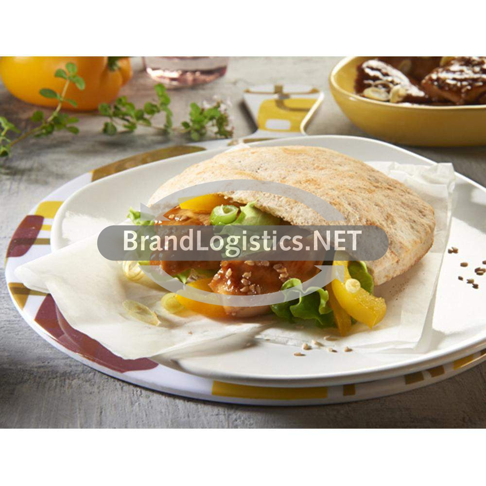 Chicken Mit Pita Salat Gefüllte Taschen Teriyaki Und 9IWE2DHY