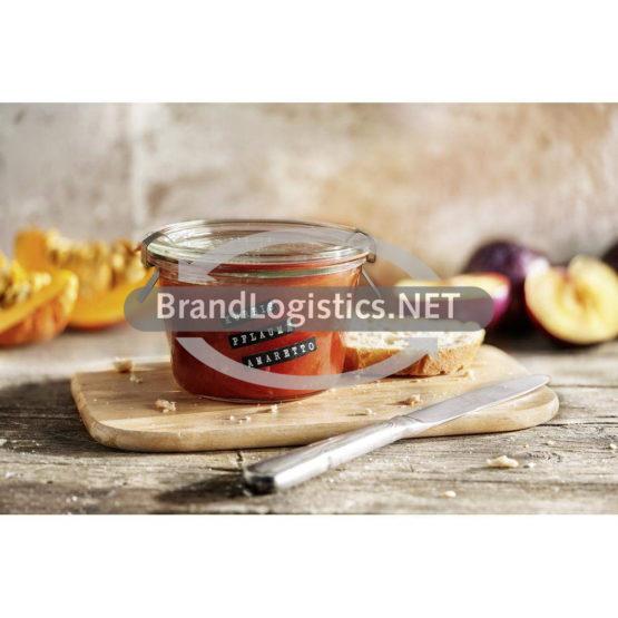 Kürbis-Pflaumen-Fruchtaufstrich mit Amaretto