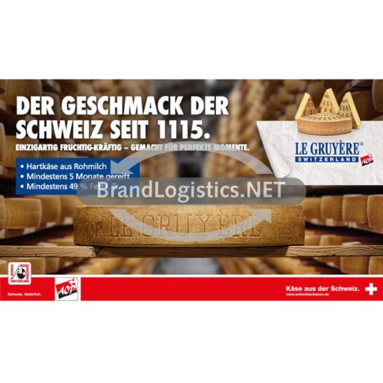 Le Gruyère AOP Waagengrafik 800×468