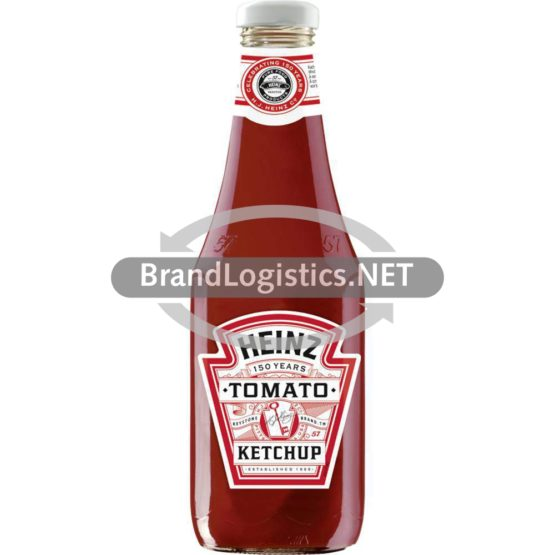 Heinz Tomato Ketchup Glas Retro Label 750 ml