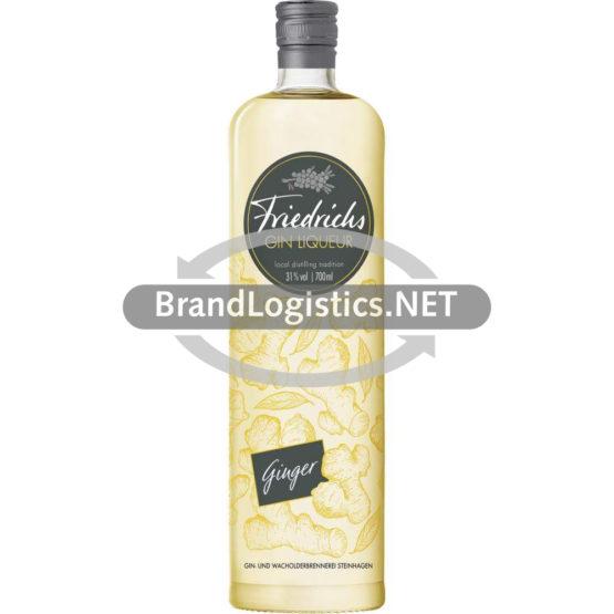Friedrichs Gin Liqueur Ginger 0,7 l