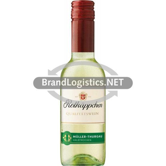 Rotkäppchen Qualitätswein Müller-Thurgau halbtrocken 0,25 l