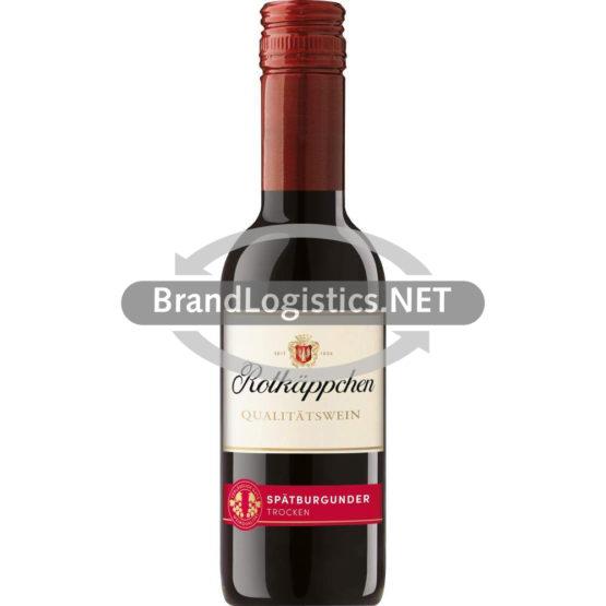 Rotkäppchen Qualitätswein Spätburgunder trocken 0,25 l