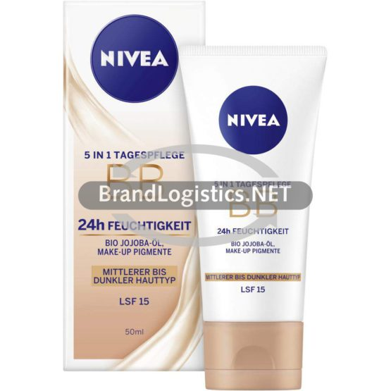 NIVEA 5in1 Tagespflege BB 50 ml