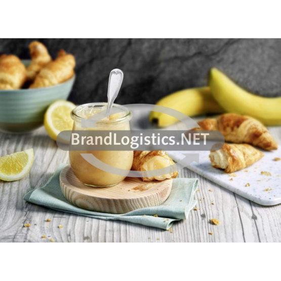 Samtiger Bananen-Zitronen-Aufstrich