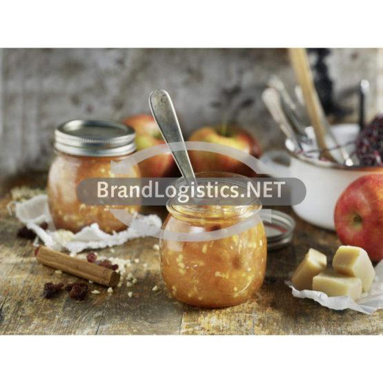 Bratapfel-Konfitüre