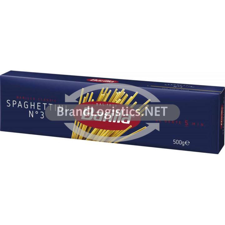 Barilla Spaghettini No. 3 500 g