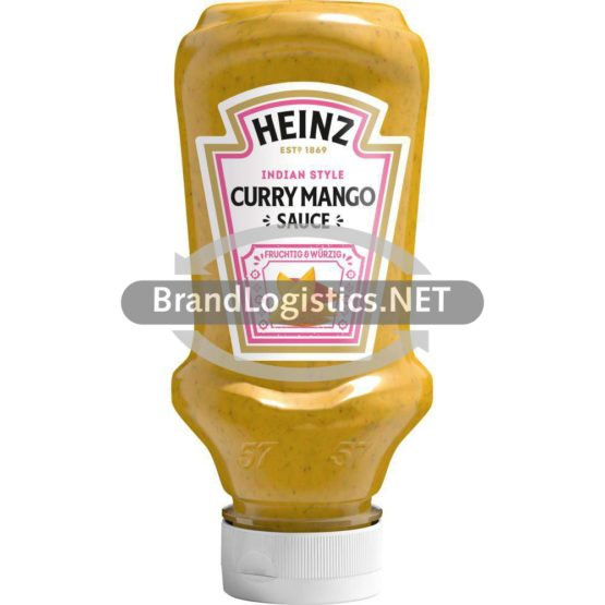 HEINZ Curry Mango Sauce 220 ml