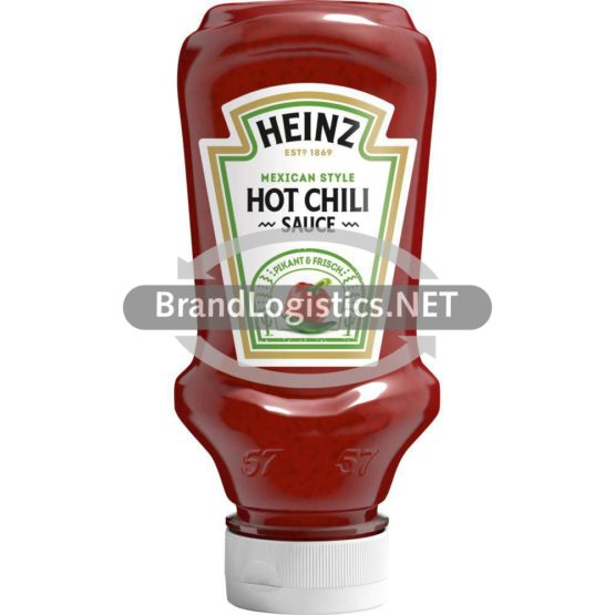 HEINZ Mexican Style Hot Chili Sauce 220 ml