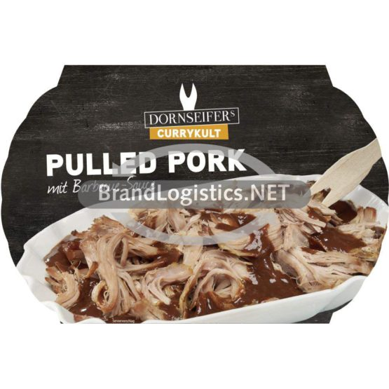 Dornseifer's CURRYKULT Pulled Pork mit Barbecue-Sauce 230 g