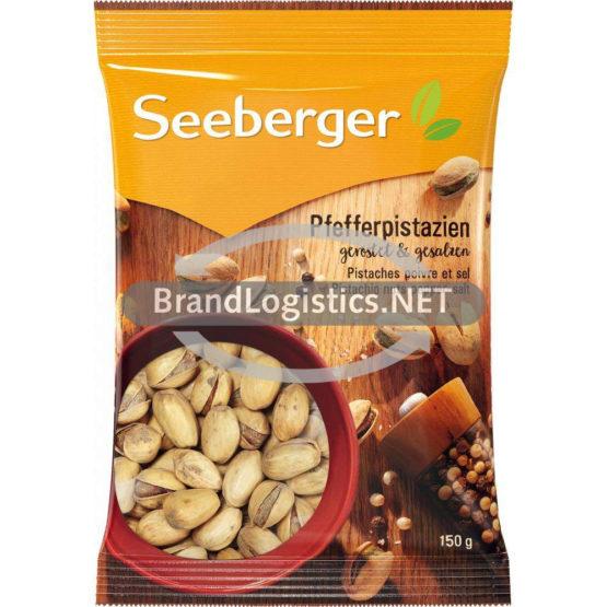 Seeberger Pfefferpistazien geröstet & gesalzen 150 g