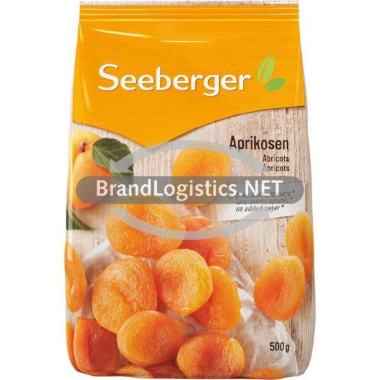 Seeberger Aprikosen 500 g