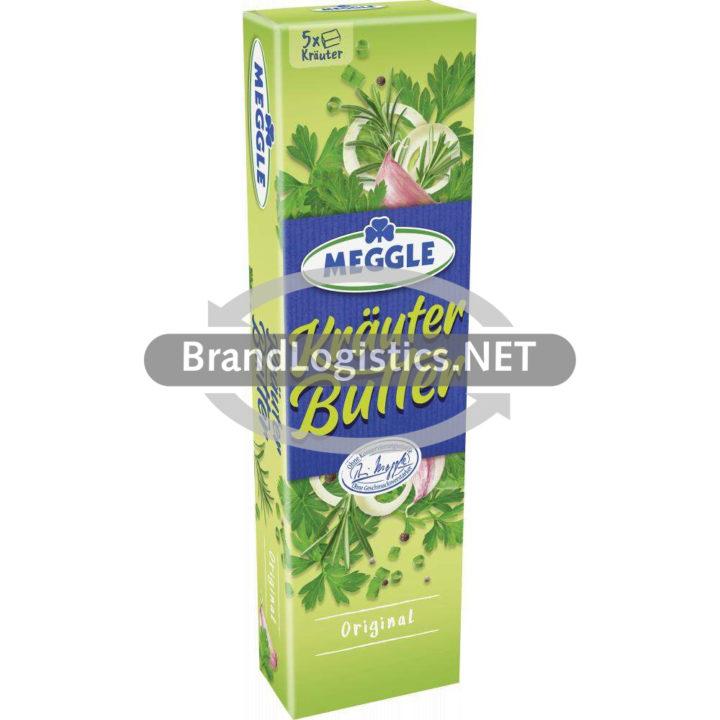 Meggle Kräuter-Butter Riegel 5×20 g