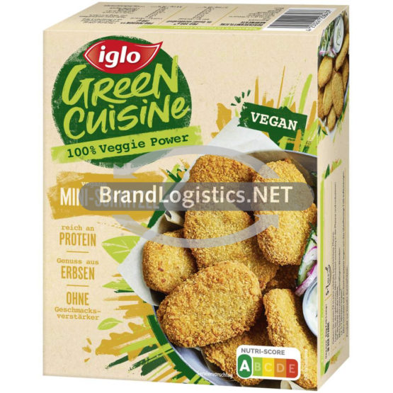 iglo Green Cuisine vegetarische Mini-Schnitzel 200 g