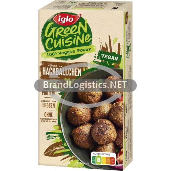 iglo Green Cuisine vegetarische Hackbällchen 240 g