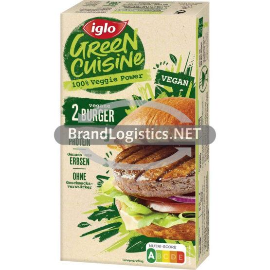 iglo Green Cuisine vegetarische Burger 200 g
