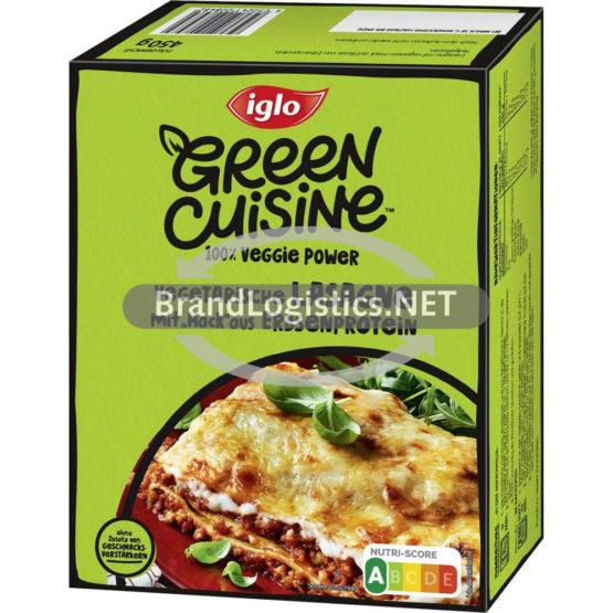 iglo Green Cuisine Lasagne mit vegetarischem Hack 450 g