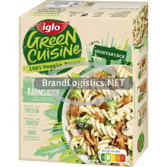 iglo Green Cuisine Pasta in Rahmsauce 400 g