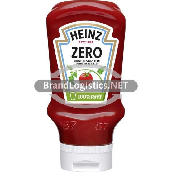 Heinz Tomato Ketchup ohne Zusatz von Zucker & Salz 400ml