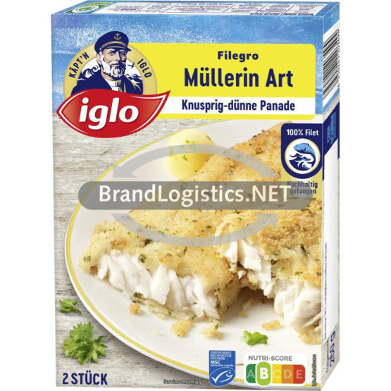 iglo Filegro Müllerin Art 250 g