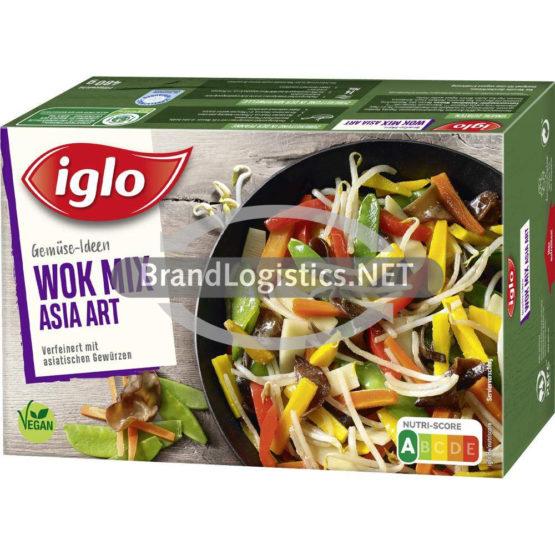 iglo Gemüse-Ideen Asia Wok Mix 480g