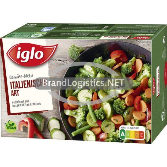 iglo Gemüse-Ideen Italienisch 480g