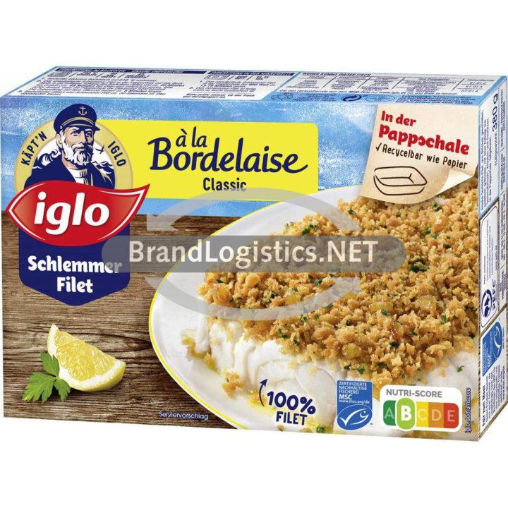 iglo Schlemmer-Filet à la Bordelaise Classic 380g